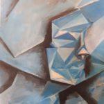 Acryl auf Malpappe, 25x30,5cm
