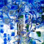 Acryl auf Leinwand, 60x60cm