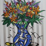 Acryl auf Leinwand, 120x160 cm